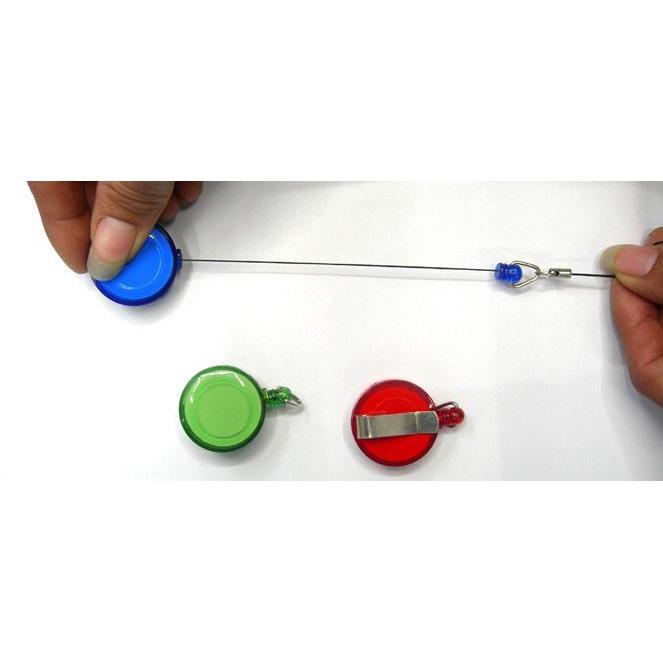 自動伸縮拉線器(不含拉繩或夾扣子)