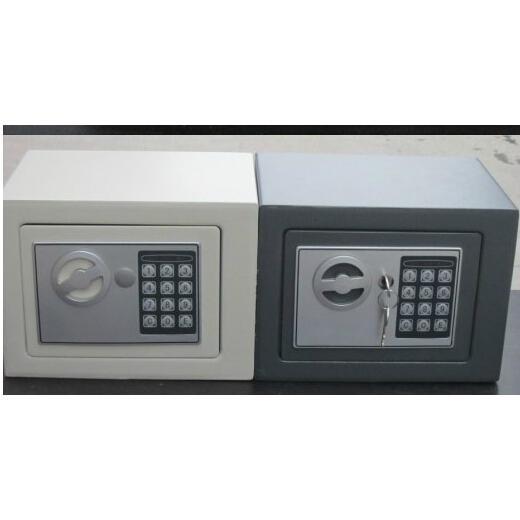 17E彩色電子密碼保險箱