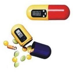 膠囊型電子保健藥盒(定時.提醒)