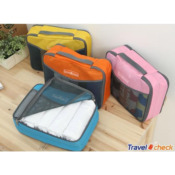 旅行收納包網包(小號)