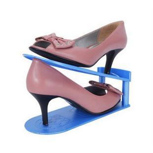 可調式收納鞋架(一套)