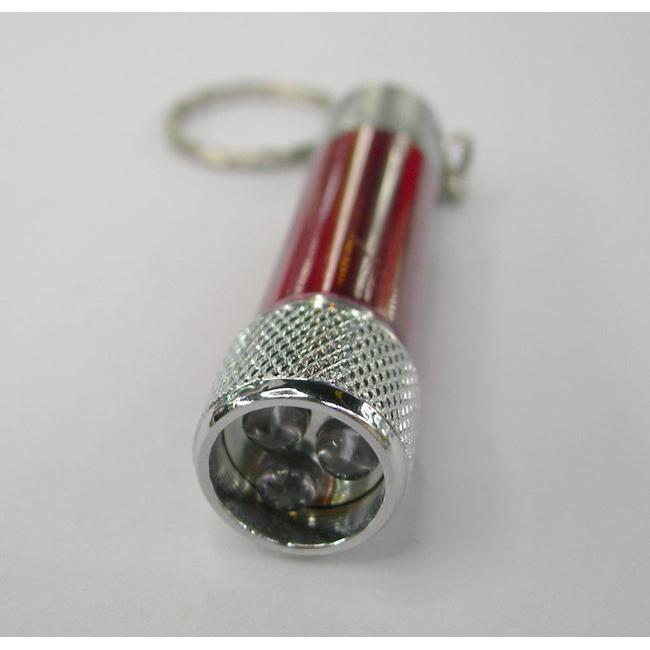 帶鑰匙圈型LED電筒(3燈)