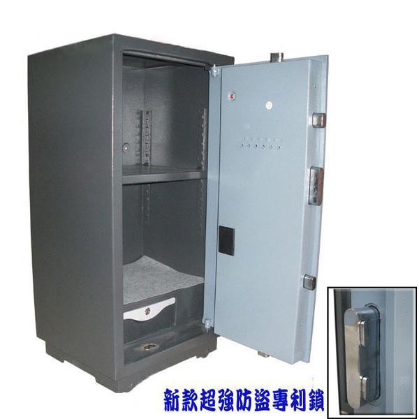 92型電子液晶單門保險箱
