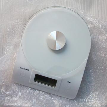 鋼化玻璃平板電子秤