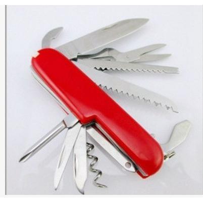 11開多功能工具刀(瑞士軍刀/瑞士刀)