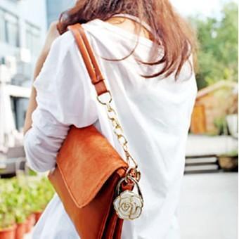 韓版玫瑰花形鎖片包包掛勾 包包掛鈎 包包掛鉤
