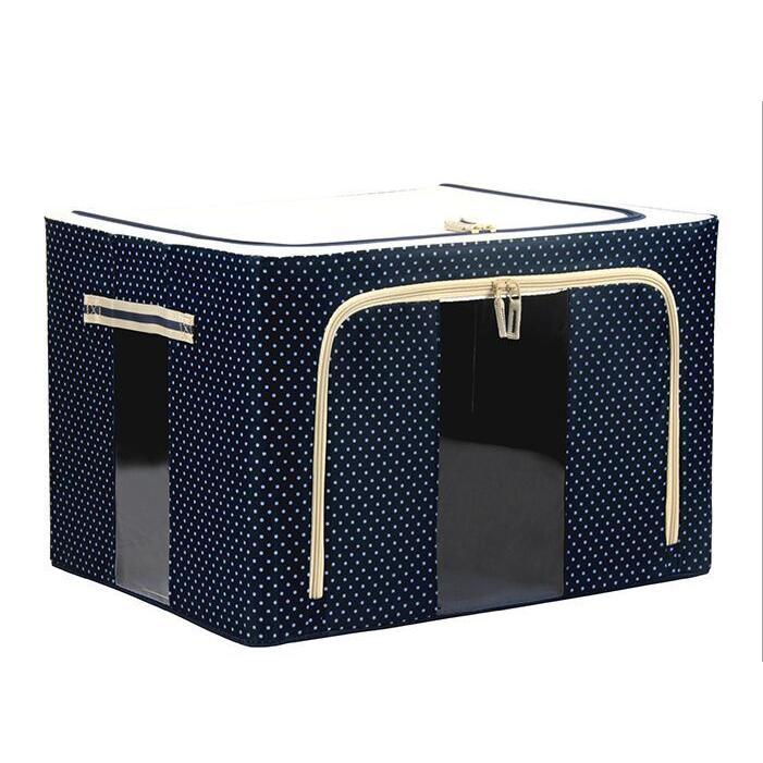 衣物百納箱收納箱(66L)