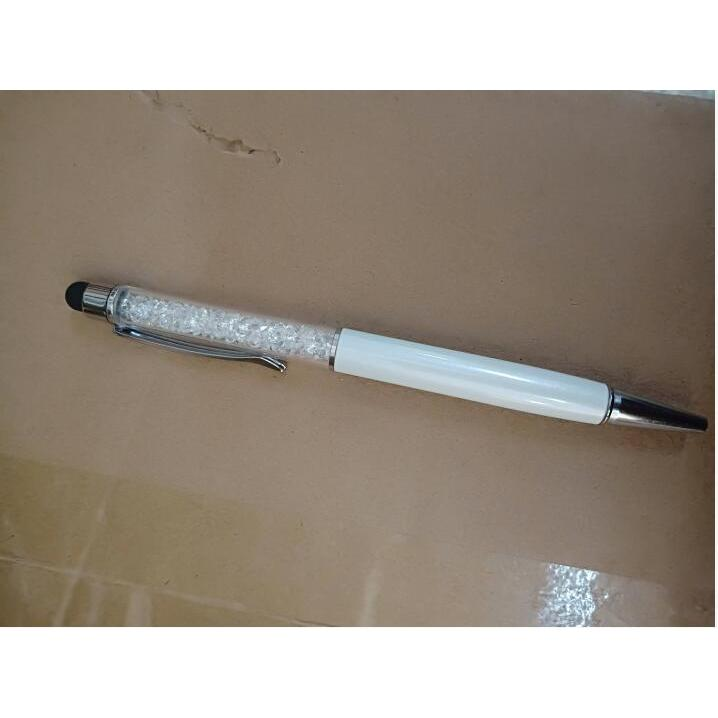 施華洛世奇元素水鑽觸控原子筆