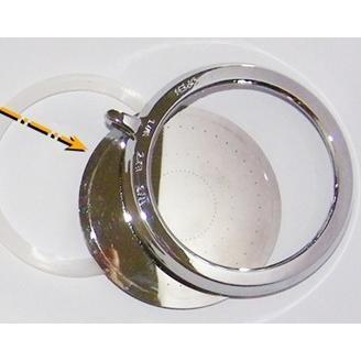 金屬面三段式spa節水負離子蓮蓬頭