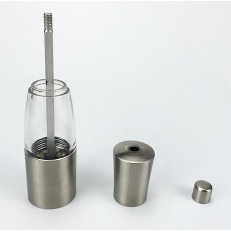304不銹鋼小胡椒磨筒