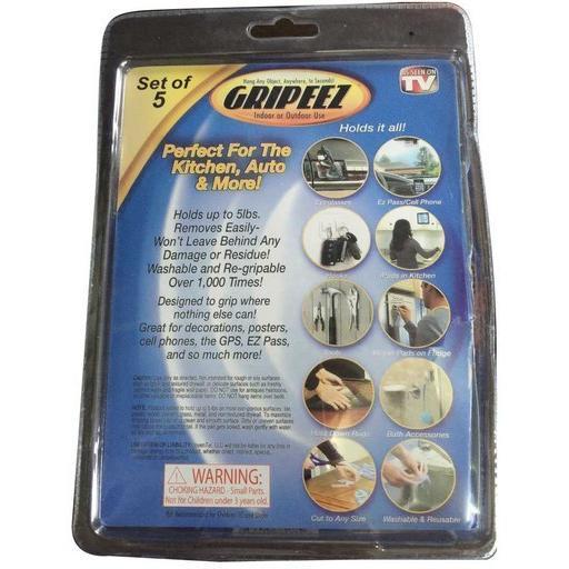 10片裝手機防滑貼/萬用強力無痕矽膠貼