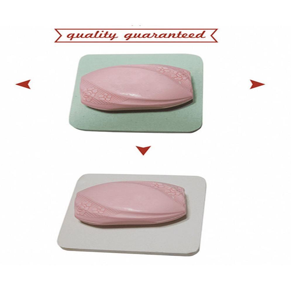高級珪藻土超吸水皂盤13*8(網袋高級版)