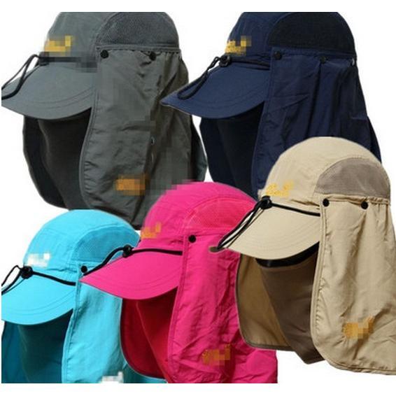 全方位防曬遮陽帽