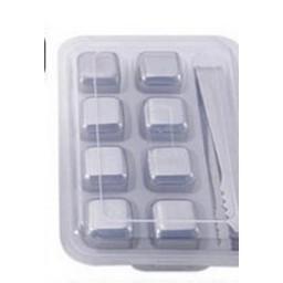 304不銹鋼速凍冰塊(8入/盒)
