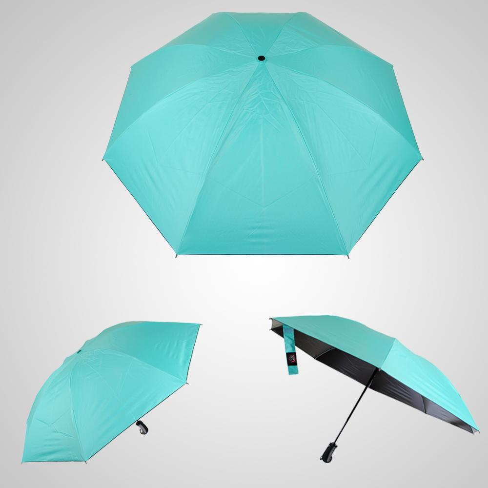 品牌【emme】反向自動伸縮晴雨傘