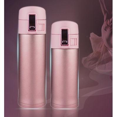 不銹鋼真空一指彈跳保冷保溫杯(500ML)