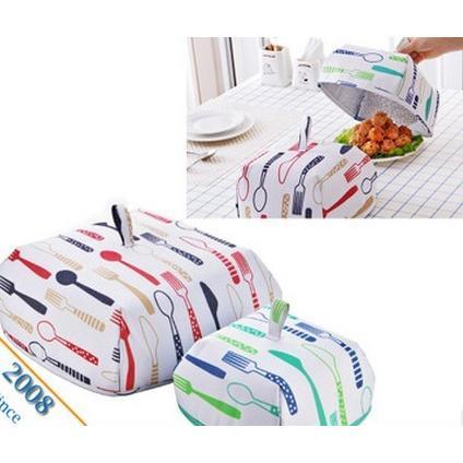 可折疊保鮮蓋/保溫食物罩/折疊蓋菜罩(大號)