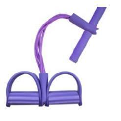 腳蹬拉力器/拉筋神器(4線OPP袋裝)