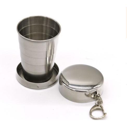 環保不鏽鋼折疊杯