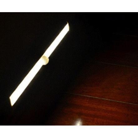 LED超亮條狀金屬感應燈(可充電款)