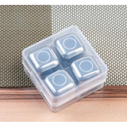 304不銹鋼速凍冰塊(4入/盒)