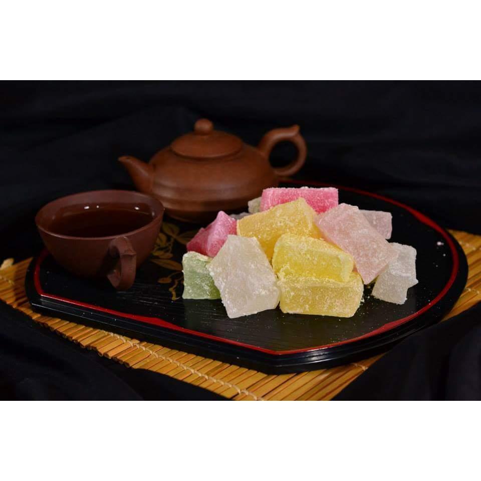日本皇室最愛小點心-寒天手作涼糕(水果飴)/2公斤裝
