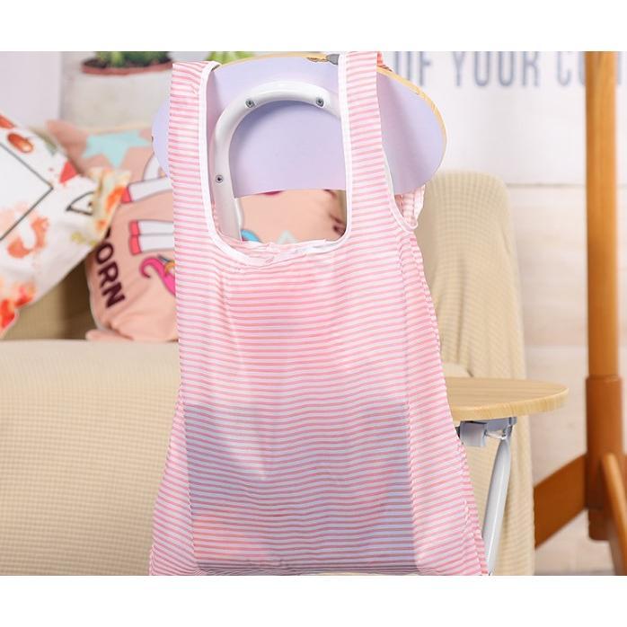 花色環保防水折疊購物袋
