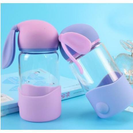 可愛兔耳朵玻璃杯