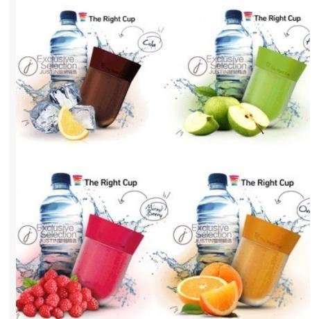神奇果汁香魔力健康水杯