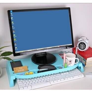 創意電腦鍵盤省空間置物架