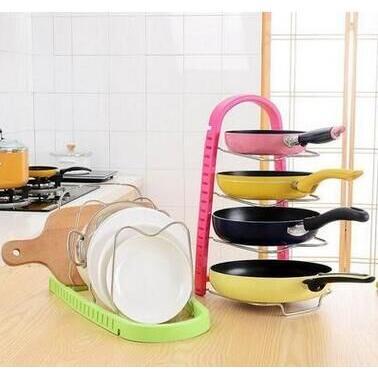 多功能鍋類收納架置物架