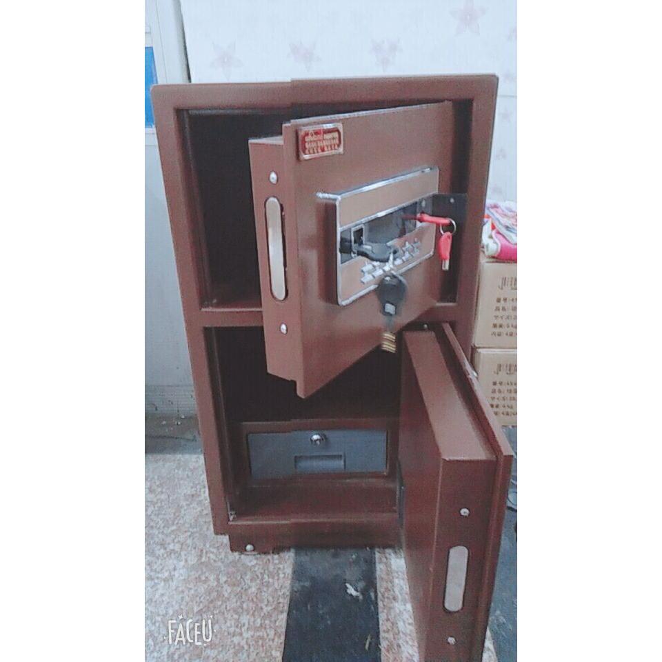 電子83K雙門保險箱