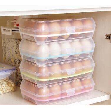 15格雞蛋盒保鮮收納盒