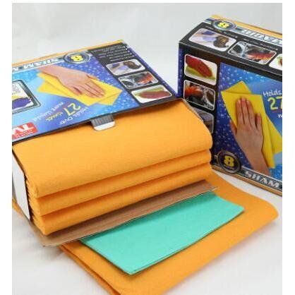 免洗劑清潔抹布(8片/盒)(60*50+38*38cm)