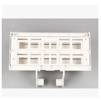 多功能置物架保鮮膜架切割器