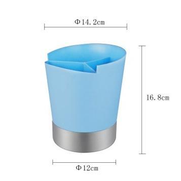 吸管盒餐具分配器