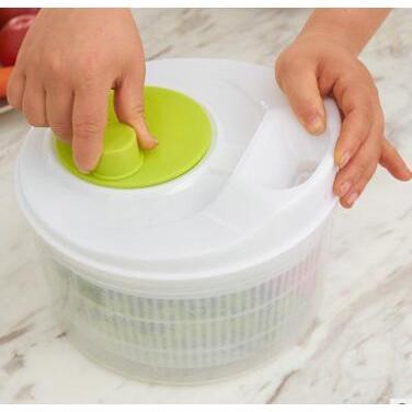 創意家用蔬果甩干機濾水籃
