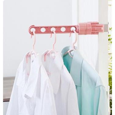 創意多功能收納掛鉤掛晾曬衣架