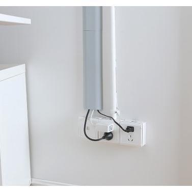 創意整理遮線條集線器收納器