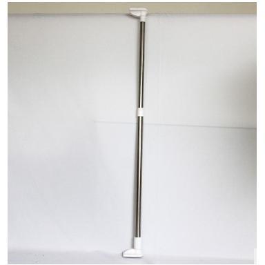 不銹鋼免打孔加厚伸縮桿(80-120cm)