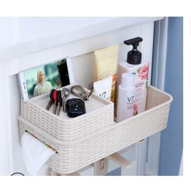 多功能置物架浴室雜物收納