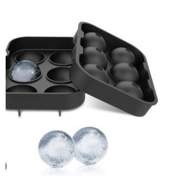 6孔冰球模具冰格