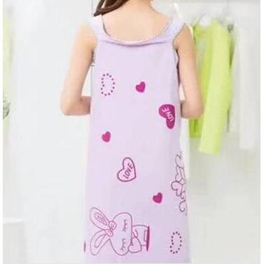 可穿戴式百變浴巾浴袍