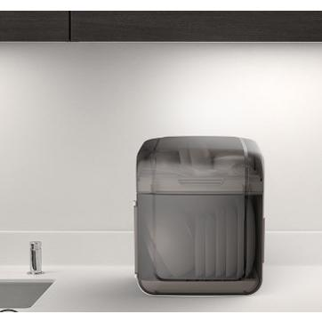 雙層瀝水碗架收納盒