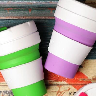 可折疊伸縮便攜可折疊水杯水壺