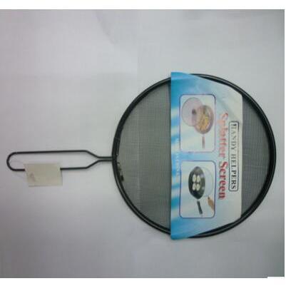 不銹鐵防油網罩可濾水鍋蓋25cm