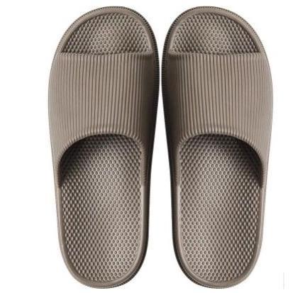 軟底防滑厚底腳底穴位按摩拖鞋