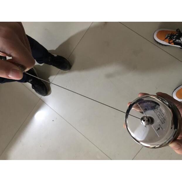 免打孔圓形不鏽鋼繩(2.8M)