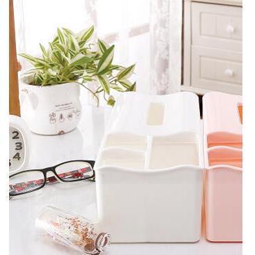 多功能收納盒紙巾盒
