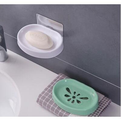 無痕掛式瀝水肥皂架(掛勾)